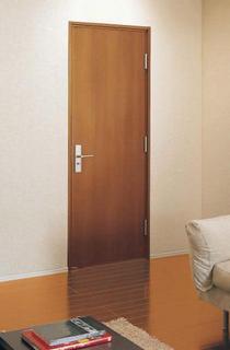 木製防音ドア.JPG